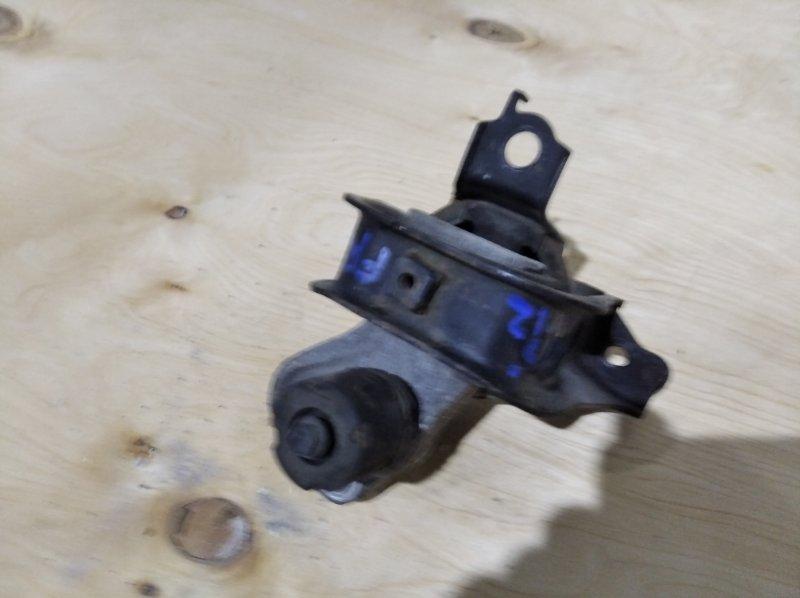Подушка двигателя Toyota Porte NNP15 передняя правая (б/у)