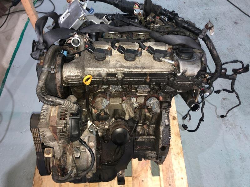 Двигатель Toyota Harrier MCU35 1MZ-FE 2004.03 (б/у)