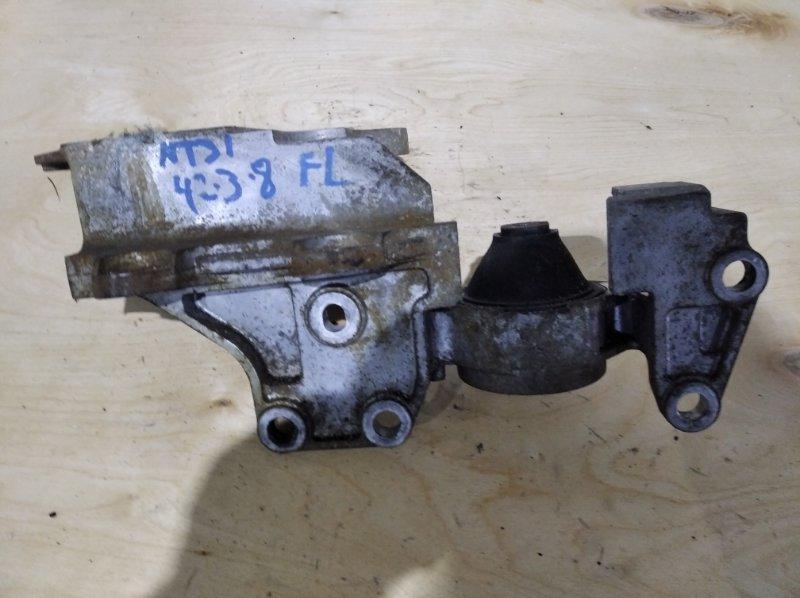 Подушка двигателя Nissan X-Trail NT31 передняя левая (б/у)