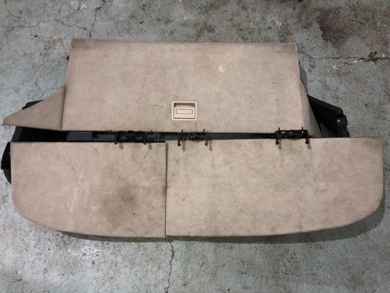 Пол багажника пластик Toyota Harrier MCU35 1MZ-FE 2004.03 задний (б/у)