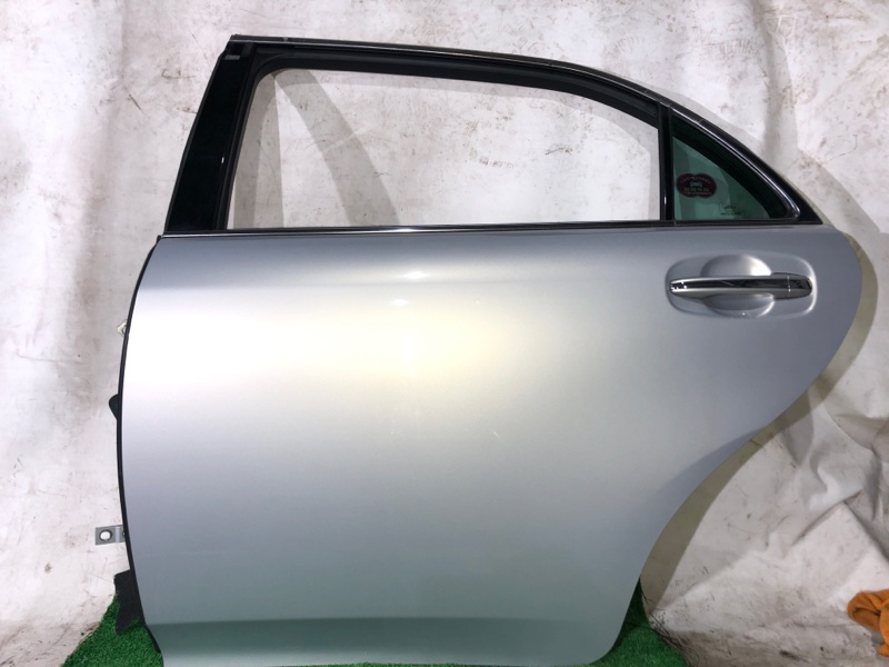 Дверь боковая Toyota Crown Majesta URS206 1UR-FSE 2010.04 задняя левая (б/у)