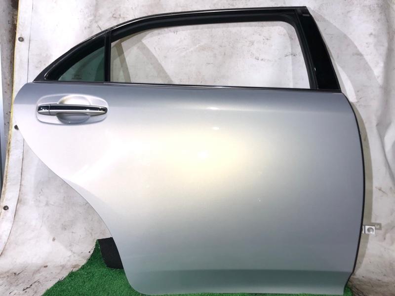 Дверь боковая Toyota Crown Majesta URS206 1UR-FSE 2010.04 задняя правая (б/у)