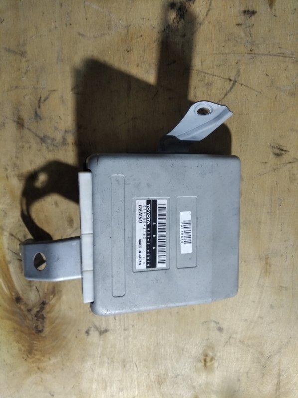 Блок управления abs Toyota Crown Majesta URS206 1UR-FSE 2010.04 (б/у)