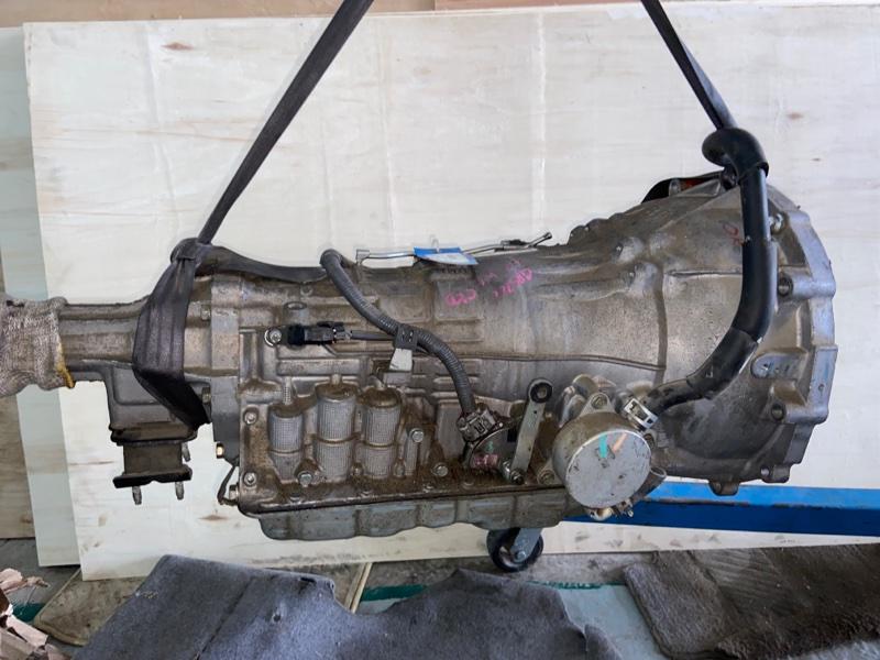 Кпп автоматическая Toyota Crown Athlete GRS200 4GR-FSE (б/у)
