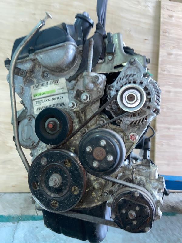 Двигатель MMC COLT 4A90-MP290011, 4WD куз. Z22A двг. 4A90