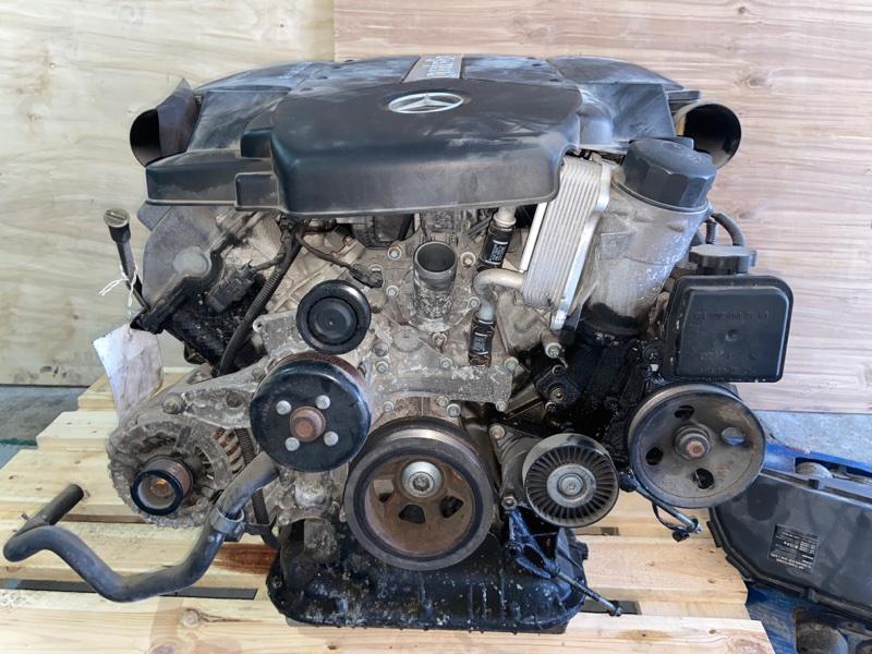 Двигатель Mercedes-Benz S-Class W220 1139600165177 2000 (б/у)