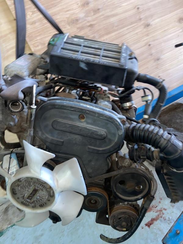 Двигатель Mitsubishi Pajero Mini H56A 4A30-062335 (б/у)