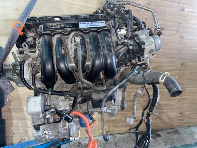 Двигатель Honda Fit GP6 LEB 2015 (б/у)
