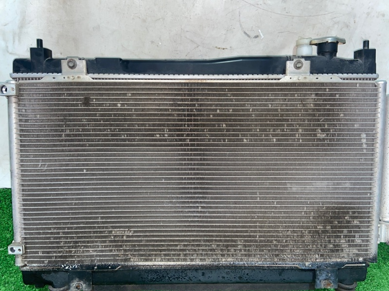 Радиатор двс Honda Fit GP6 LEB 2015 (б/у)