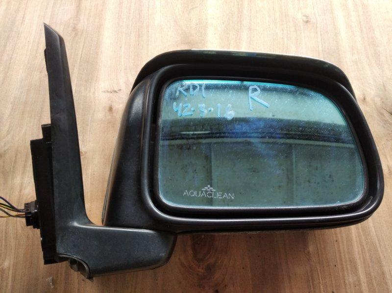 Зеркало Honda Cr-V RD1 переднее правое (б/у)