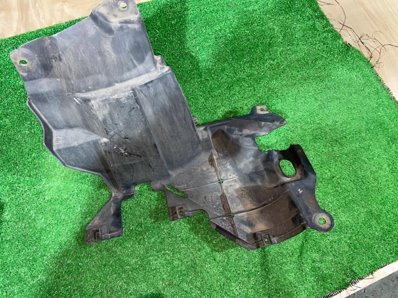 Защита двигателя Honda Fit GP6 LEB 2015 передняя левая (б/у)