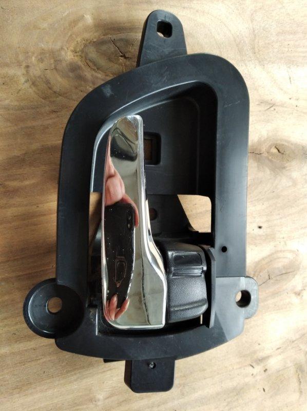 Ручка двери внутренняя Mitsubishi Outlander CW5W передняя правая (б/у)