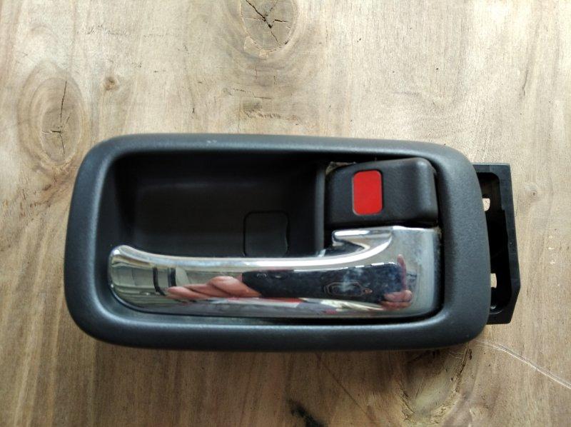 Ручка двери внутренняя Toyota Mark Ii GX115 задняя правая (б/у)