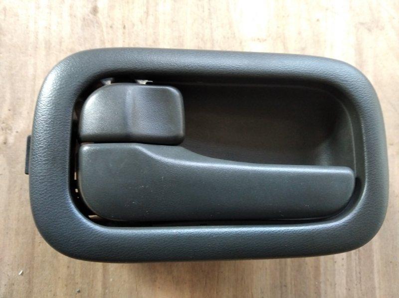Ручка двери внутренняя Nissan X-Trail NT30 задняя левая (б/у)