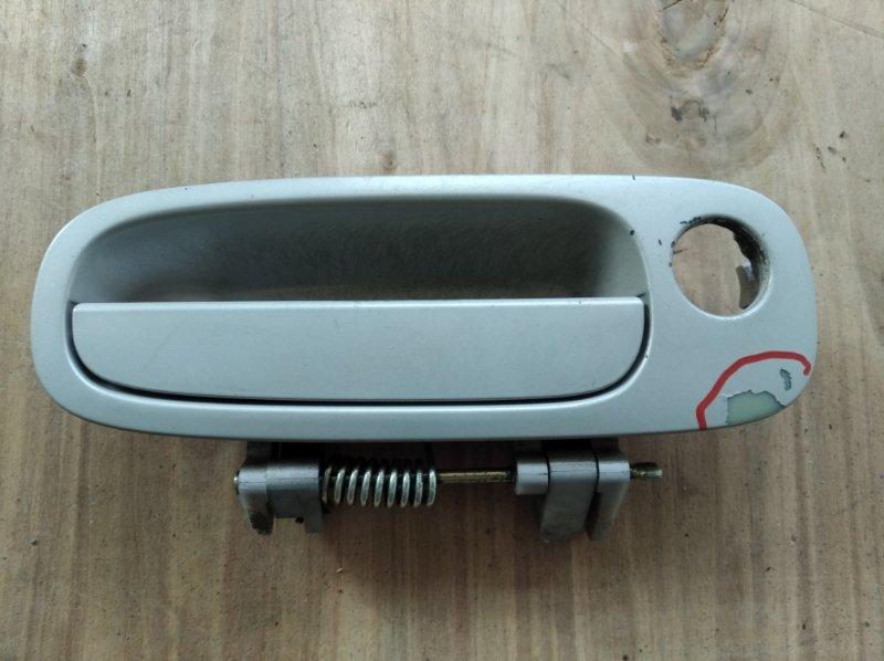 Ручка двери Toyota Corolla AE110 передняя правая (б/у)
