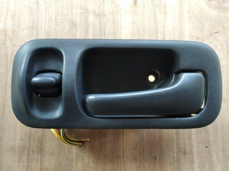 Ручка двери внутренняя Honda Cr-V RD1 задняя правая (б/у)
