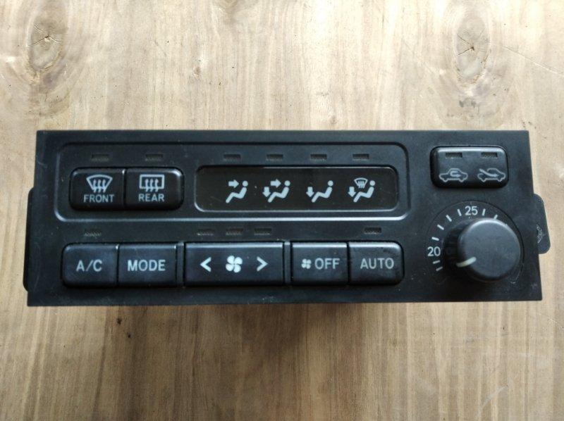 Блок управления климат-контролем Toyota Corona Premio ST215 (б/у)