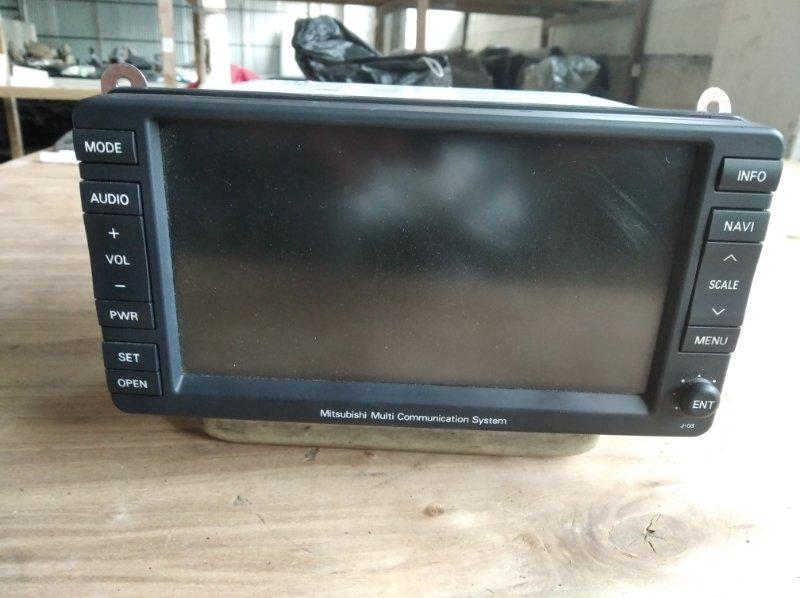 Магнитофон Mitsubishi Outlander CW5W (б/у)