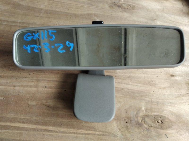 Зеркало салона Toyota Mark Ii GX115 (б/у)