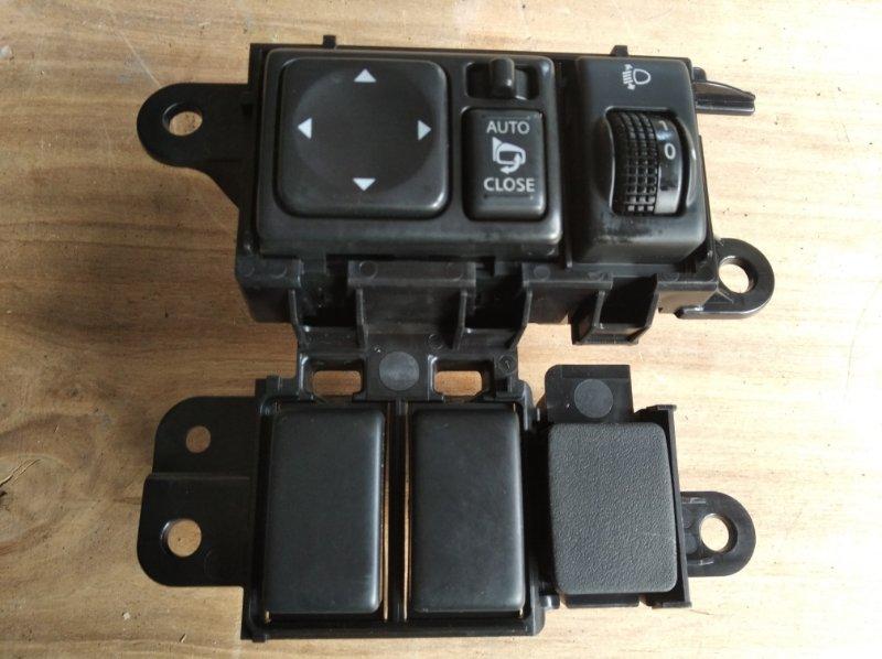 Блок управления зеркалами Nissan Juke YF15 (б/у)