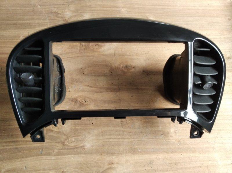 Консоль магнитофона Nissan Juke YF15 (б/у)