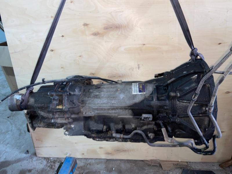 Кпп автоматическая Toyota Crown JZS153 1JZGE (б/у)