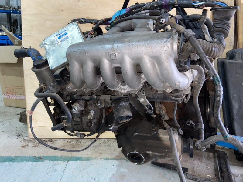 Двигатель Toyota Crown JZS153 1JZGE (б/у)