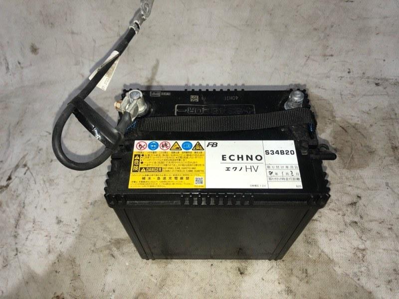 Аккумулятор Toyota Prius ZVW30 2ZR-FXE 2012.03 (б/у)