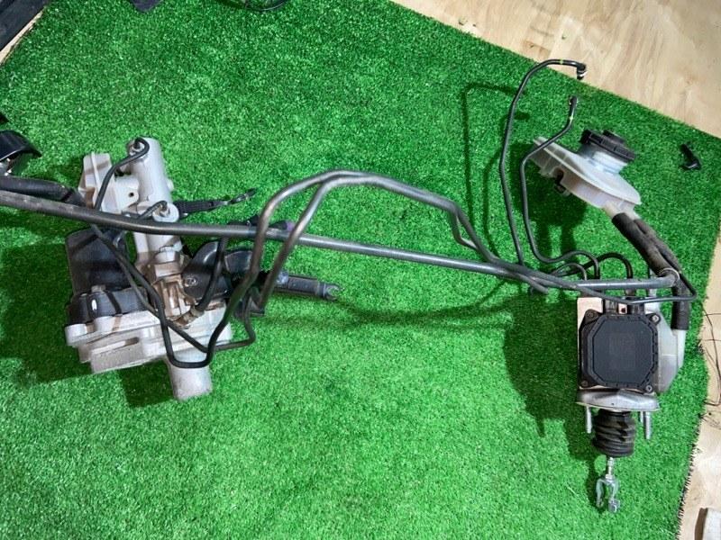 Главный тормозной цилиндр Honda Fit GP6 LEB 2015 (б/у)
