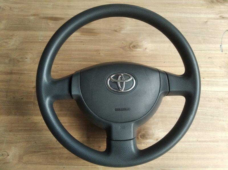 Руль Toyota Passo KGC15 (б/у)