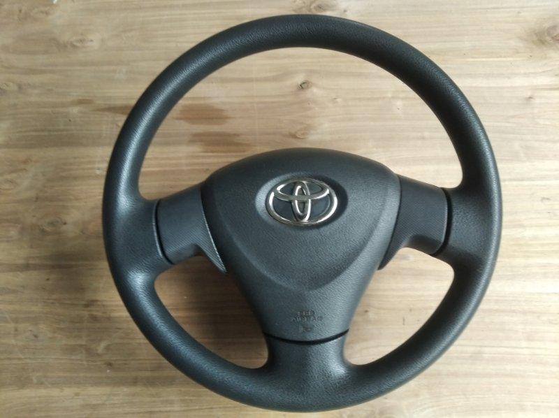 Руль Toyota Corolla Fielder NZE141 (б/у)