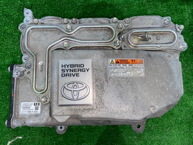 Инвертор Toyota Aqua NHP10 1NZFXE 2014 (б/у)