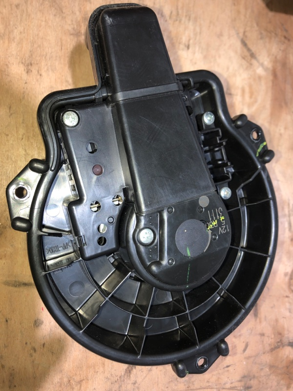 Мотор печки Toyota Aqua NHP10 1NZFXE 2014 (б/у)