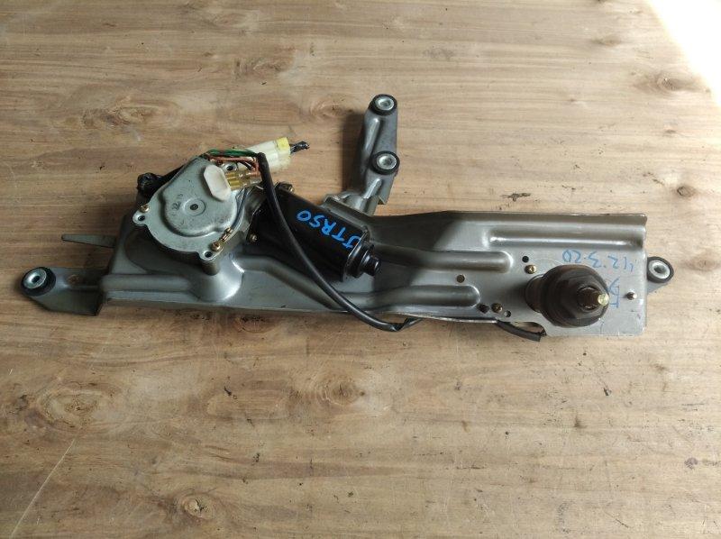 Мотор дворников Nissan Terrano Regulus JTR50 задний (б/у)