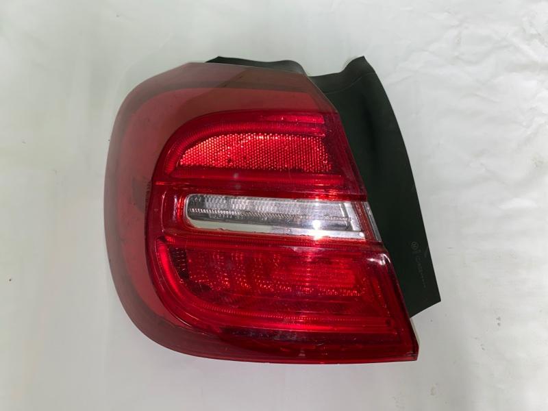 Стоп-сигнал Mercedes Gla-Class W156 задний левый (б/у)