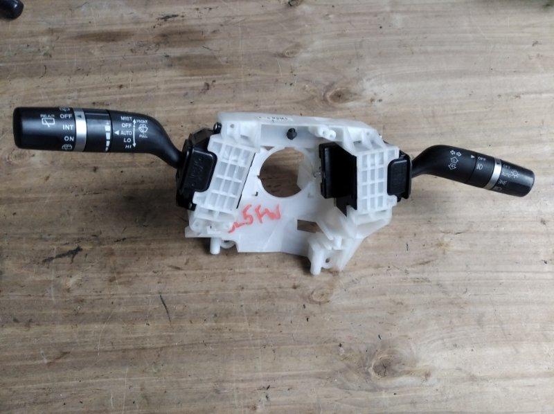 Блок подрулевых переключателей Mazda Axela BL5FW (б/у)