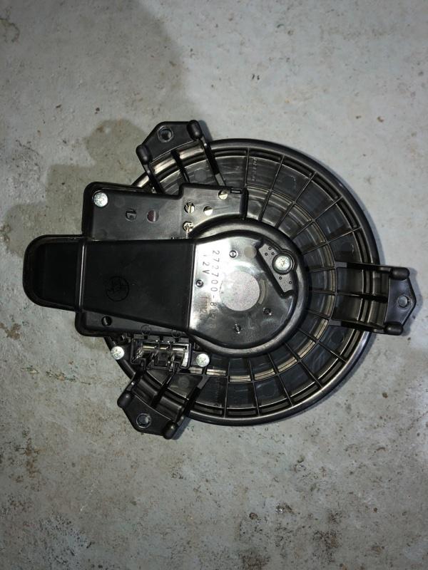 Мотор печки Toyota Prius ZVW30 2ZR-FXE 2010.11 (б/у)