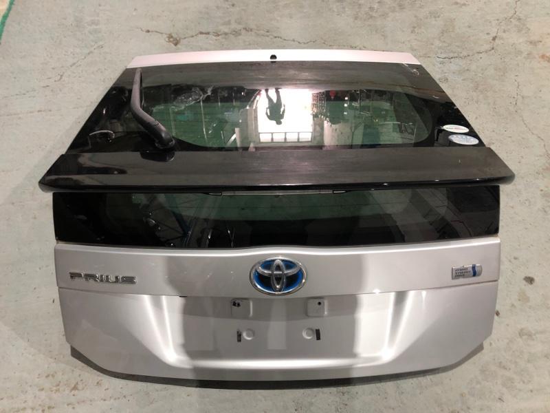 Дверь задняя Toyota Prius ZVW30 2ZR-FXE 2010.11 задняя (б/у)