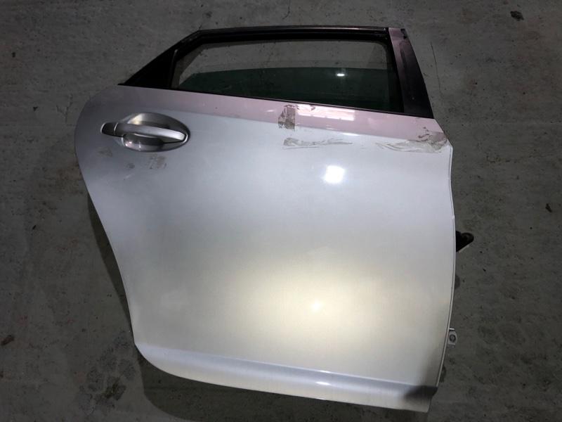 Дверь боковая Toyota Prius ZVW30 2ZR-FXE 2010.11 задняя правая (б/у)