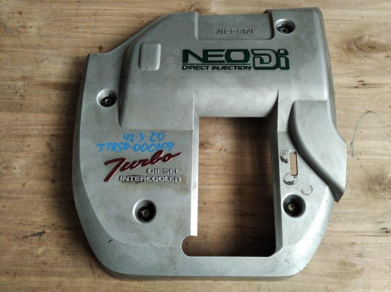 Крышка двс декоративная Nissan Terrano Regulus JTR50 ZD30 (б/у)