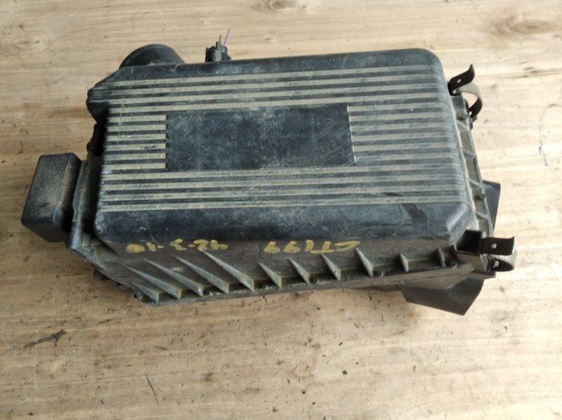 Корпус воздушного фильтра Toyota Caldina Van CT199 3C (б/у)