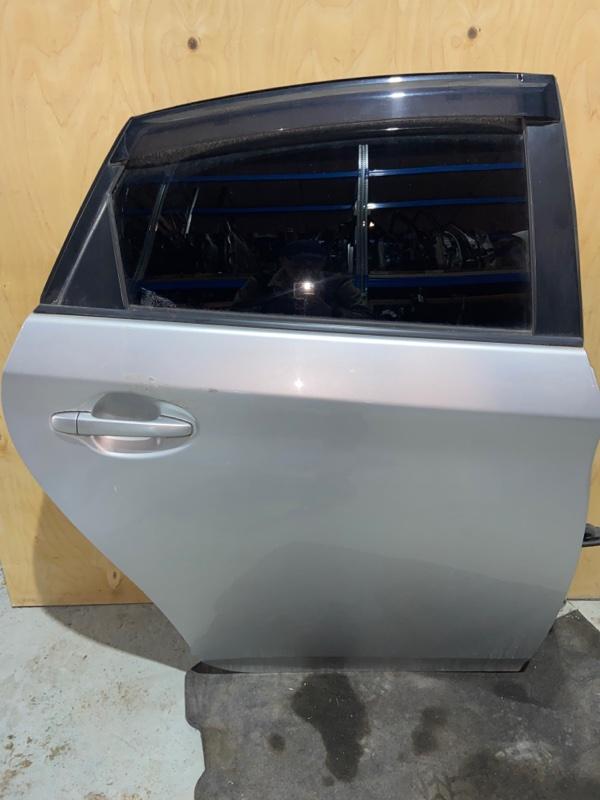 Дверь боковая Toyota Prius ZVW30 2ZR-FXE 2010.09 задняя правая (б/у)