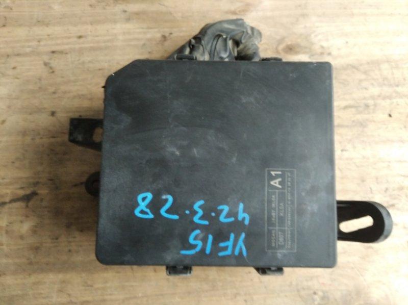 Блок предохранителей Nissan Juke YF15 HR15 (б/у)