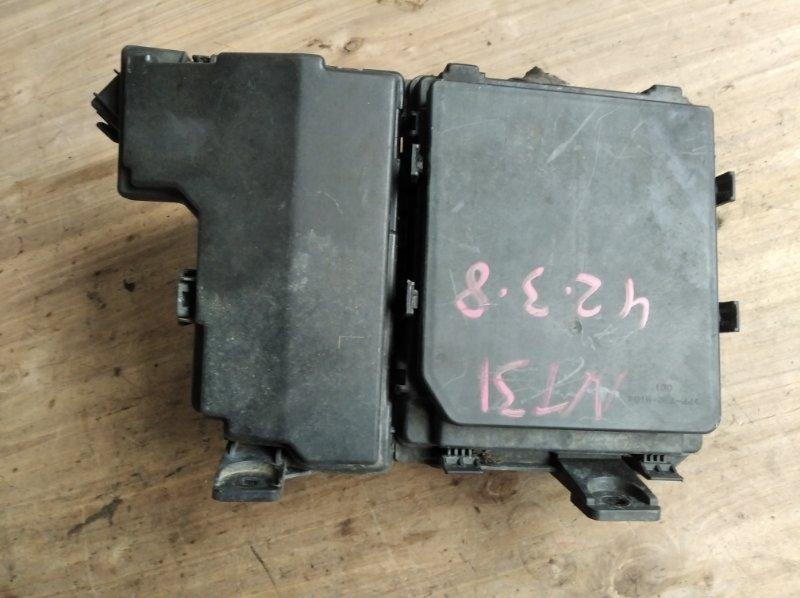 Блок предохранителей Nissan X-Trail NT31 M9R (б/у)