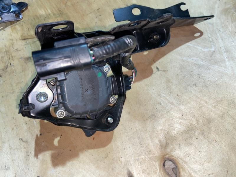 Помпа инвертора Toyota Prius ZVW30 2ZR-FXE 2010.09 (б/у)