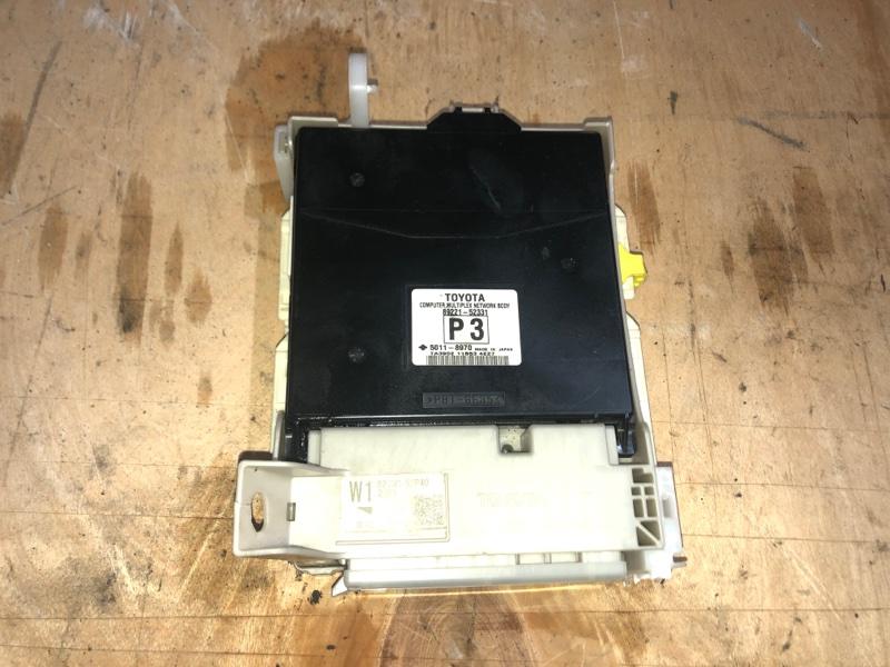 Блок предохранителей Toyota Prius ZVW30 2ZR-FXE 2010.11 (б/у)