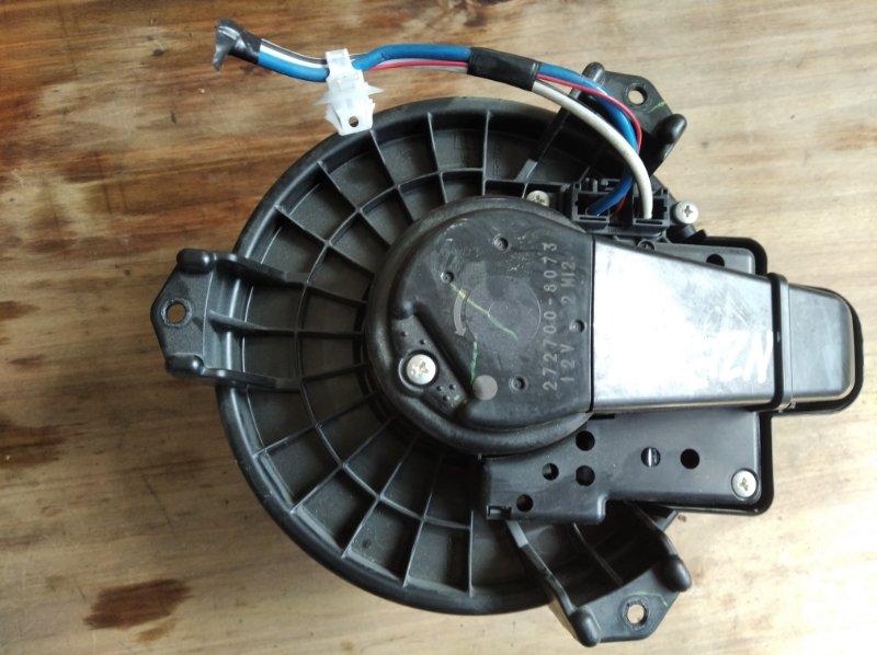 Мотор печки Toyota Corolla Fielder NZE141G (б/у)