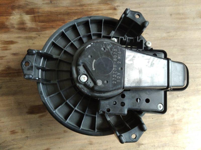 Мотор печки Toyota Corolla Fielder ZRE144G (б/у)