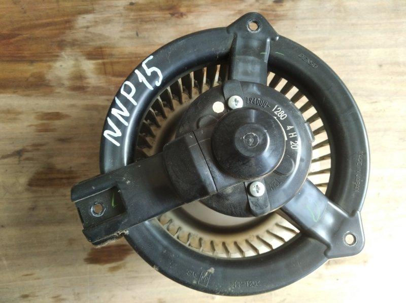 Мотор печки Toyota Porte NNP15 (б/у)