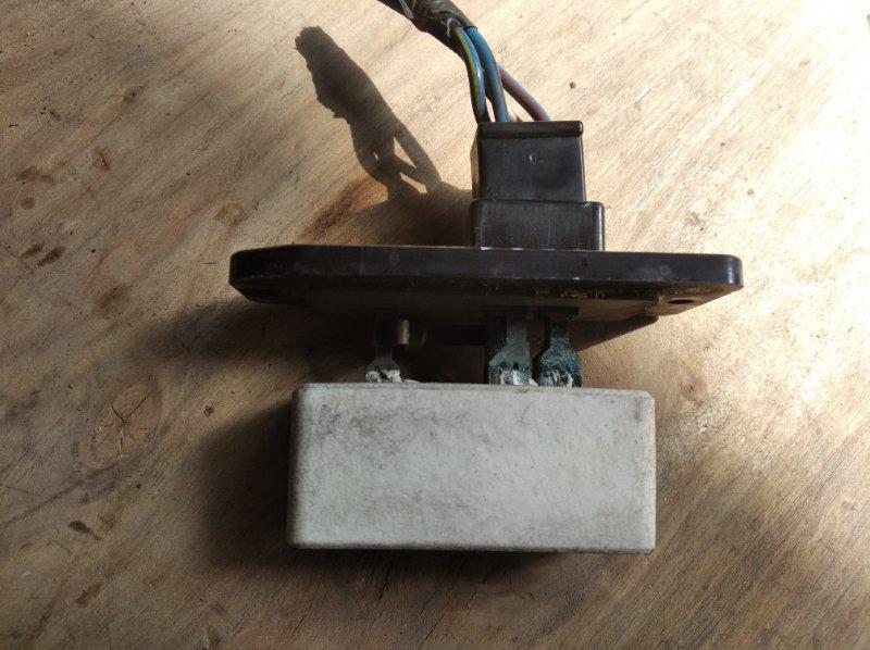 Реостат Toyota Hilux Surf KZN185 (б/у)